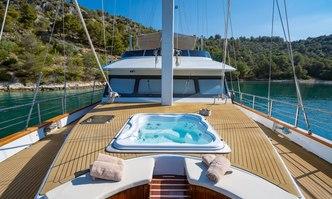 Navilux yacht charter Navilux Motor/Sailer Yacht
