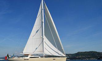 Terra Di Mezzo yacht charter Custom Sail Yacht