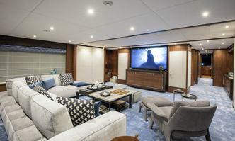 Skyler yacht charter Benetti Motor Yacht