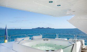 Three Rivers yacht charter Sunseeker Motor Yacht