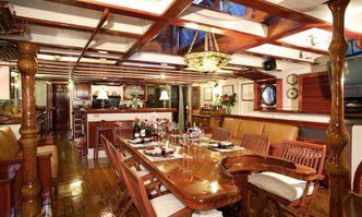 Pacific Yellowfin yacht charter Billings Shipyard Motor Yacht