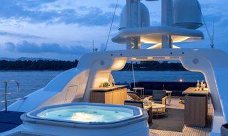 Deja Too yacht charter Amels Motor Yacht