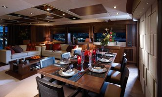 Tuppence yacht charter Sunseeker Motor Yacht