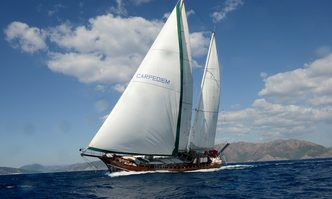 Carpe Diem I yacht charter Etemoglu Boatyard Sail Yacht
