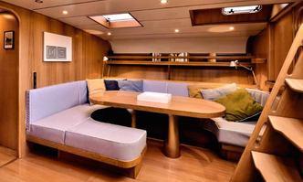Tess yacht charter MAG France Sail Yacht