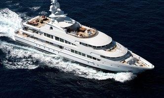 Lucky Lady yacht charter Oceanco Motor Yacht