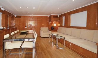 Nimir yacht charter Aegean Yacht Motor Yacht