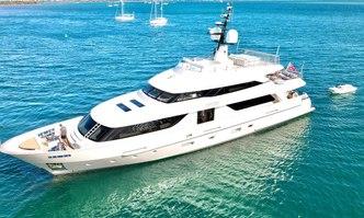 Trophy Wife yacht charter Sanlorenzo Motor Yacht