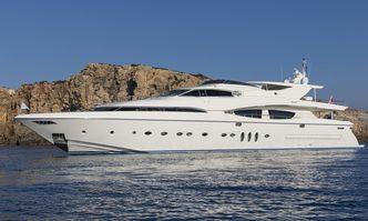 Rini V yacht charter Posillipo Motor Yacht