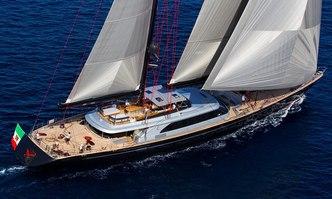Seahawk yacht charter Perini Navi Sail Yacht
