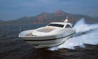 Sarah A yacht charter Leopard Motor Yacht