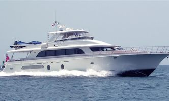 Windward yacht charter Cheoy Lee Motor Yacht