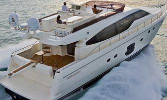 d'Artagnan yacht charter Ferretti Yachts Motor Yacht