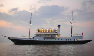Kalizma yacht charter Ramage & Ferguson Motor Yacht