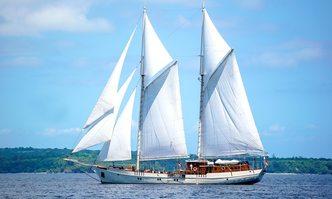 Mutiara Laut yacht charter Unknown Motor/Sailer Yacht