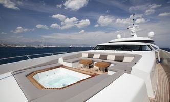 Namaste 8 yacht charter Tamsen Yachts Motor Yacht