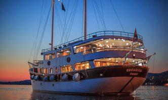 Cesarica yacht charter Custom Sail Yacht