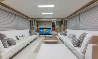 Seaduction yacht charter Astondoa Motor Yacht