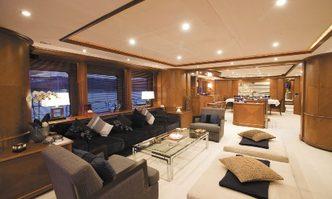 SeaBlue'Z yacht charter Benetti Motor Yacht