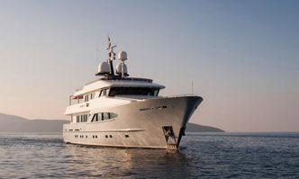 Unexpected yacht charter Heesen Motor Yacht