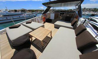 Casa yacht charter Sanlorenzo Motor Yacht