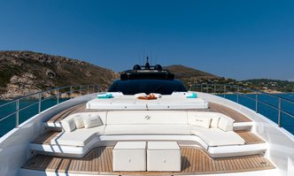 Raph Seven yacht charter Riva Motor Yacht