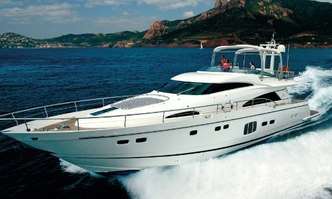 XKE yacht charter Fairline Motor Yacht