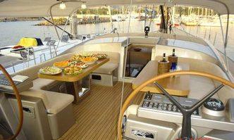 Wizard yacht charter CN Yacht Sail Yacht
