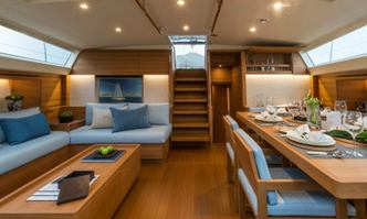 Farfalla yacht charter Southern Wind Sail Yacht