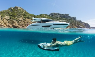 Alexia yacht charter Princess Motor Yacht