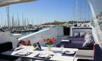 Axella yacht charter Eurocraft Cantieri Navali Motor Yacht