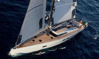 One Shot Of Cowes yacht charter Advanced Italian Yachts Sail Yacht