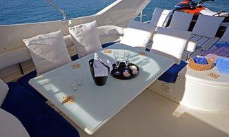 Andalus yacht charter Ferretti Yachts Motor Yacht