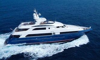 Lady Leila yacht charter Horizon Motor Yacht