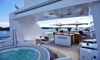 Maria yacht charter Feadship Motor Yacht