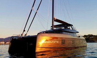GrayOne yacht charter Sunreef Yachts Motor/Sailer Yacht