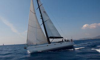 Koluka yacht charter Oyster Yachts Sail Yacht