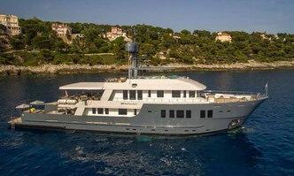 Zulu yacht charter Inace Motor Yacht