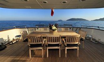 John yacht charter Sanlorenzo Motor Yacht