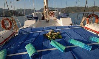 Sirius yacht charter Ge-Ta Sail Yacht