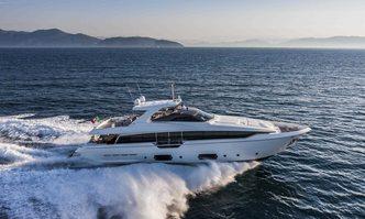 Aleksandra I yacht charter Ferretti Yachts Motor Yacht