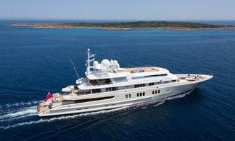 Coral Ocean yacht charter Lurssen Motor Yacht