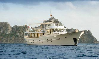 Monara yacht charter Feadship Motor Yacht