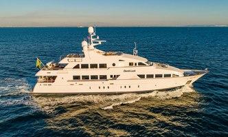 Alta yacht charter Palmer Johnson Motor Yacht