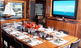 Barracuda Red Sea yacht charter Sunseeker Motor Yacht