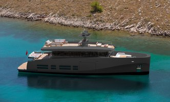 Kokonut's Wally yacht charter Wally Motor Yacht
