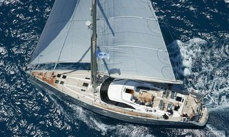 Luskentyre yacht charter Oyster Yachts Sail Yacht
