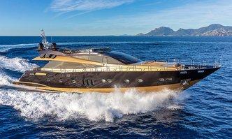 Claremont yacht charter VBG Super Yachts Motor Yacht
