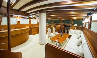 Wicked Felina yacht charter Unknown Sail Yacht