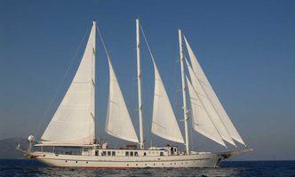The Langley yacht charter Aegean Yacht Sail Yacht